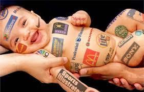 dieťa vníma reklamu
