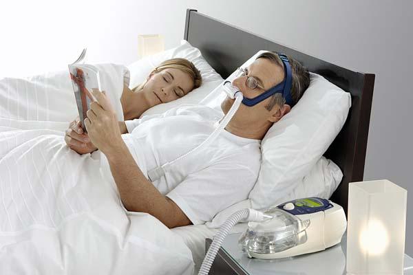 pretlaková liečba chrápania CPAP