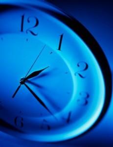 nespavosť hodiny