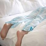 periodické pohyby končatín - nepokojné nohy