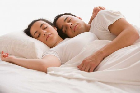 kvalitný spánok
