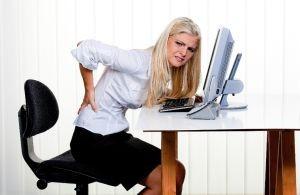 bolesti chrbtice pri sedení