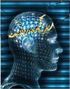 epilepsia - výboje v mozgu
